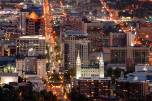 Salt Lake City Temporary Housing 1