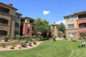 Phoenix Temporary Housing FOX 7