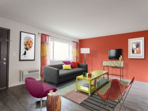 Furnished Apartment 41