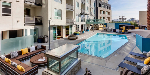 Wilshire Boulevard Fully Furnished Corporate Housing Blu Corporate Housing