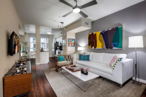 furnished apartment 6