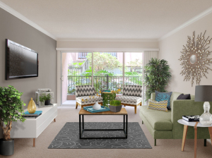 furnished apartments in la 2