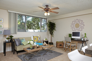 furnished apartments in la 8