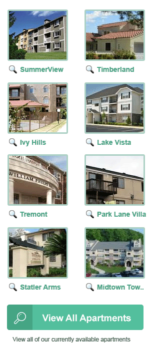 CORPORATE APARTMENT LISTINGS