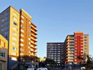 FCH Temporary Housing San Francisco Avalon Sunset Towers 1