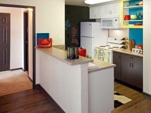 San Diego Temporary Housing By FCH 81
