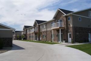 Temporary Housing Minot ND FCH 8