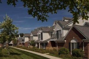 large apartments neighborhood rochester hills