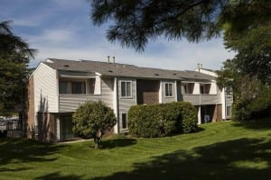 large rochester hills apartments offer lush grass areas