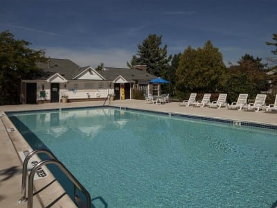 large take a dip pool apartments in rochester hills