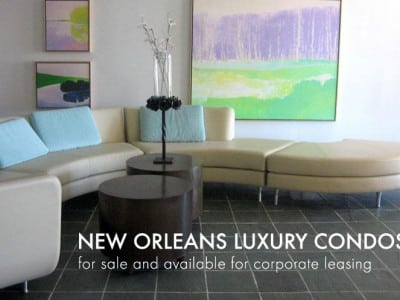 FCH New Orleans Furnished Rentals