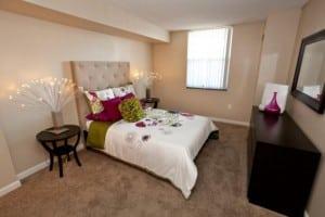 Corporate Apartment Rentals in Denver Blu 9