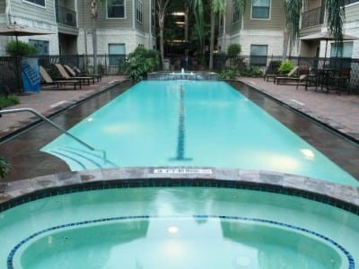 Furnished Houston Apartment 10