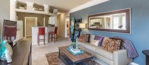 Austin TX Corporate Apartment Blu 10