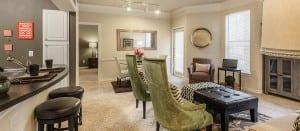 Austin TX Corporate Apartment Blu 4