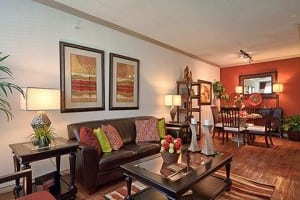 Beaumont TX Corporate Apartment 485745 Blu 17