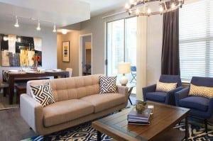Blu Furnished Fort Worth Downtown Rental 2