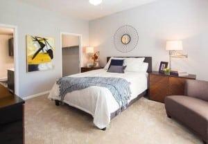 Blu Furnished Fort Worth Downtown Rental 4