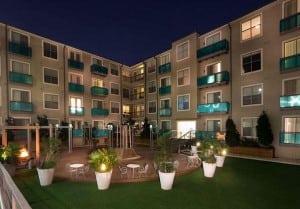 Blu Furnished Fort Worth Downtown Rental 5