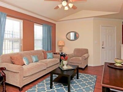 Blu Inc Furnished Apartment Killeen Texas 2