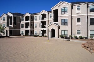 El Paso Furnished Apartment 3