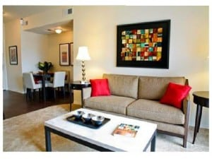 Fort Worth Corporate Apartment 21