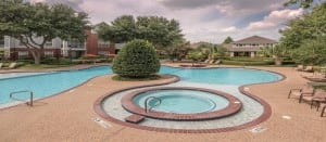 Irving TX Corporate Apartment Blu 3