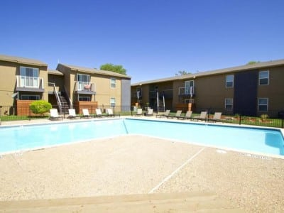 Lubbock Texas Furnished Rental BLU 8
