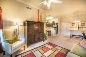 Temporary Furnished Apartment Fort Worth 3