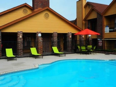 Furnished Apartment San Antonio Blu 5