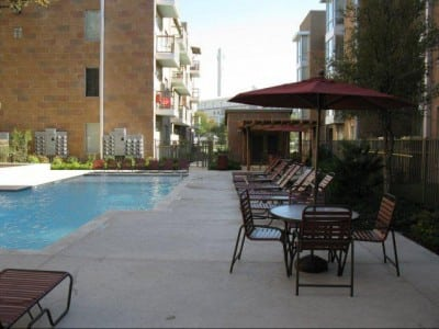 Furnished Rental 823 San Antonio 2