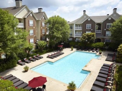 Fully Furnished Atlanta Rental Blu Inc 6