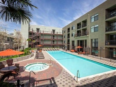 San Jose Furnished Rental Blu 9