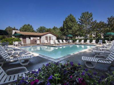 Woodland Villa pool exterior 2 640x400