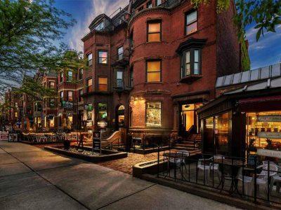 Boston Corporate Apartment 11
