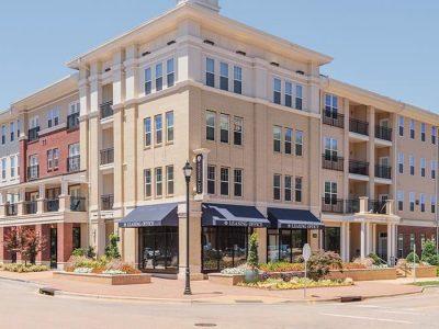 executive housing 7