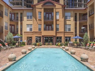 Corporate Lodging Dallas 5