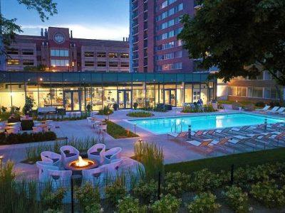 corporate apartment chicago 4