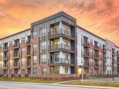 executive housing 6