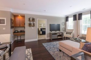 furnished housing 3