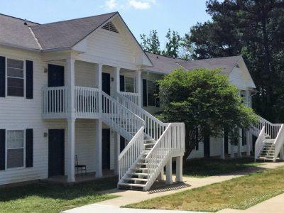 temporary housing 1 2